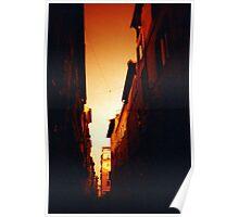 Blood Orange - Lomo  Poster