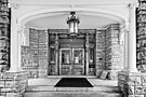 The Entrance - B&W by PhotosByHealy