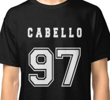 CABELLO - 97 // White Text Classic T-Shirt