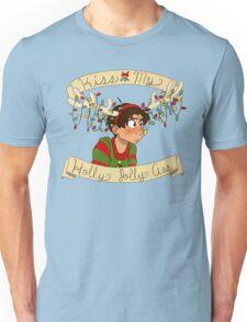 Kiss my Holly Jolly Ass Unisex T-Shirt