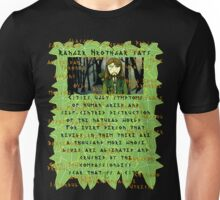 Ranger Hrothgar - Cities  Unisex T-Shirt