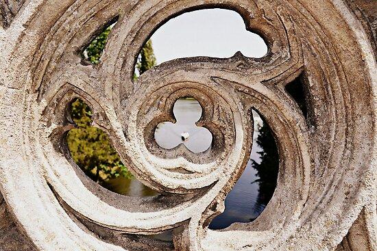 The Secret View by BirgitHM