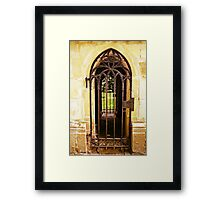 Door to Door Framed Print