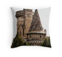 By the Watchtower Throw Pillow