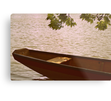 Down by the Water I Metal Print