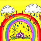 God Made all the different Kinds of Weather by Rachel Sonnenschein