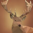 Polygon Deer by error23