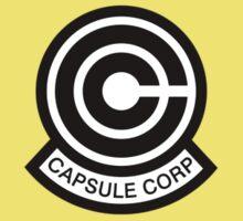 DBZ - Capsule Corp Logo Kids Clothes