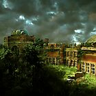 Post Apocalypse: University of Birmingham by Groatsworth
