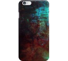 Colorful Sunset in Abstract iPhone Case/Skin