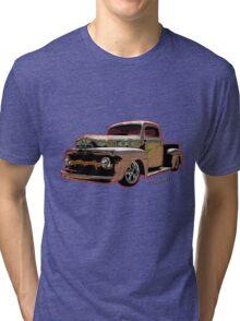 Ratty Ford Pickup T-Shirt Tri-blend T-Shirt