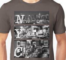 "T-SHIRT ""The Crossroads of the World"" Unisex T-Shirt"