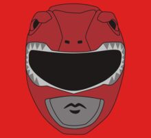 Tyrannosaurus (Mighty Morphin' Power Rangers, by Erin Muldoon
