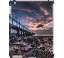 Sunrise Jetty HDR iPad Case/Skin
