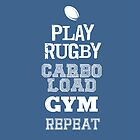Rugby Lifestyle by CowBeck