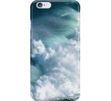 Heavy surf, Maingon Bay, Tasman Peninsula iPhone Case/Skin