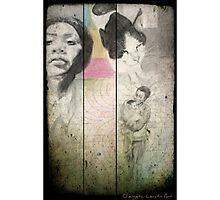 Love, Live Photographic Print