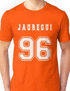 JAUREGUI - 96 // White Text Unisex T-Shirt