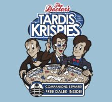 Tardis Krispies T-Shirt