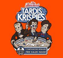 Tardis Krispies Kids Clothes