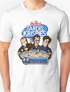 Tardis Krispies Unisex T-Shirt