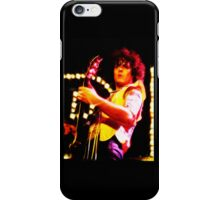 Marc Bolan - Digital Painting iPhone Case/Skin