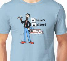 Where's Walter. Unisex T-Shirt