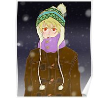 Winter Time Yukine Poster
