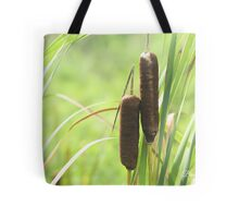 Cat Tails Tote Bag