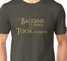 Hobbit Pick Up Line #215 Unisex T-Shirt