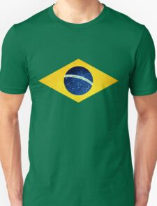 Brazil, by Elec Simon and Friends Unisex T-Shirt