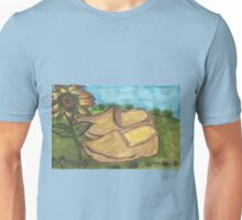 Vincent Was Here..(A Tribute To Van Gogh) Unisex T-Shirt