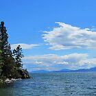 Flathead Lake by Sarah N. Hood