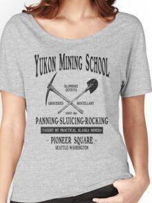 Yukon Mining School Women's Relaxed Fit T-Shirt