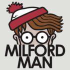 Milford Man Graduate by DasMerten