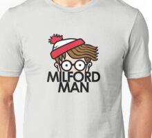 Milford Man Graduate Unisex T-Shirt