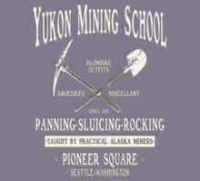 Yukon Mining School Kids Clothes
