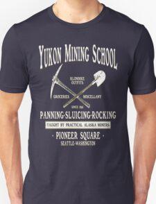 Yukon Mining School Unisex T-Shirt