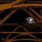 Urban Super Moon by DreamsOnSet