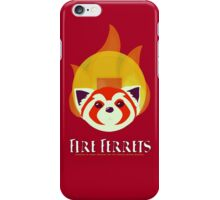 Team Fire Ferrets iPhone Case/Skin