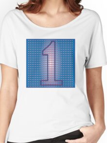 You're Number 1! Women's Relaxed Fit T-Shirt