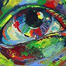 Eye by Ellen Marcus