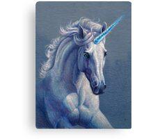 Jewel the Unicorn Canvas Print