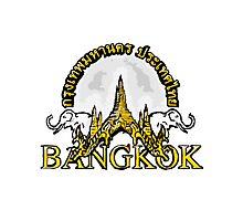 Krung Thep (Bangkok) Photographic Print