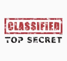 Classified Top Secret by morningdance