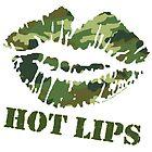 MASH Hot Lips by Traci VanWagoner