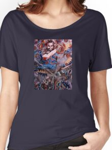Jerome 5 - Design 1 Women's Relaxed Fit T-Shirt
