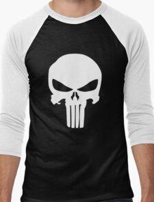 Punisher skull Men's Baseball ¾ T-Shirt