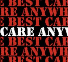 MASH Best Care Anywhere Sticker