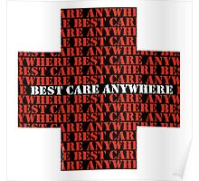 MASH Best Care Anywhere Poster